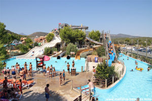 Western water park Magaluf Majorca