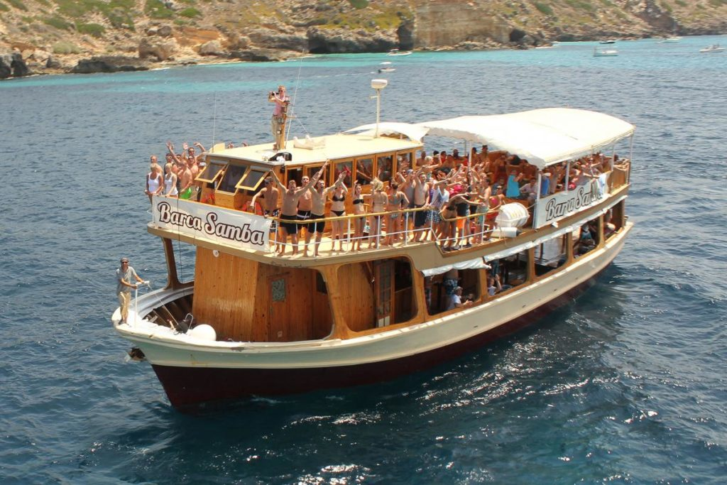 Magaluf Party Boat Barca Samba